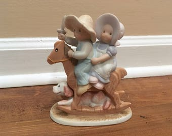 "Circle of Friends Figurine - ""Onward, Christian Soldiers!"" 1996"