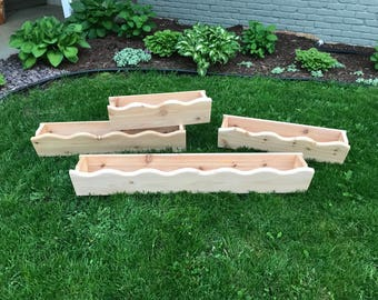 Handmade all Cedar Window Boxes