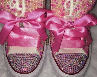 Pink Passion Converse