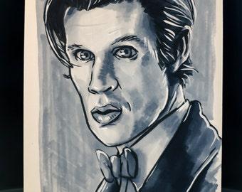 Original Ink: Doctor Who