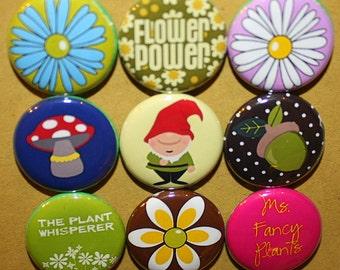 Garden Magnets one inch