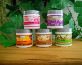 U PICK FRAGRANCE---M to Z Women's Scented Shea Butter Whips Inspired By Designer Type Fragrances