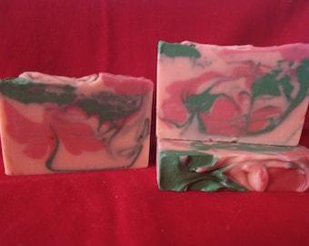 Apple Mango Tango Vegan Cold Process Soap
