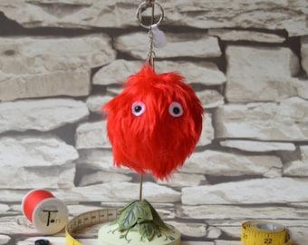 Henry the Mini Monster for keyring
