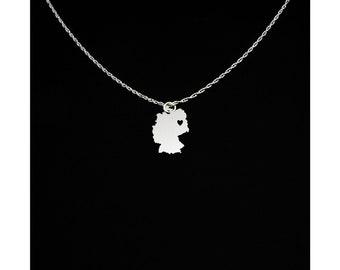 Germany Necklace - Germany Jewelry - Germany Gift