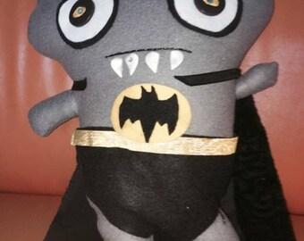 Handmade dolls batman ,zelda