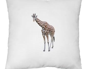 Cover cushion 40 x 40 cm - giraffe - Yonacrea