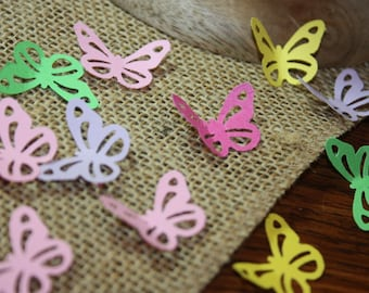 150 Butterfly Confetti- Choose Colors