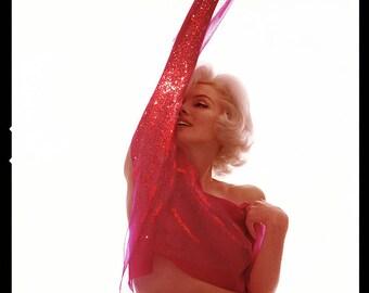 Marilyn Monroe Poster Printable Digital File Instant Download Remastered Restored Actress Poster