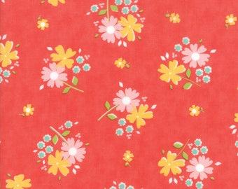 Flower Mill - Floret Poppy by Corey Yoder for Moda, 1/2 yard, 29031 16