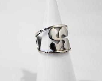 Ring Silver 925 BASQUE