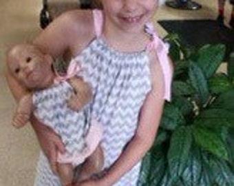 Baby Doll Pillowcase Dress