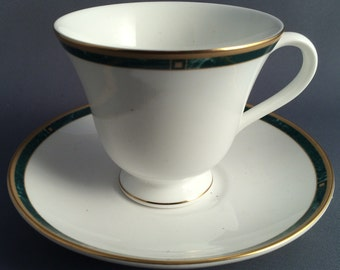 Wedgwood Chorale Tea Cup and Saucer.
