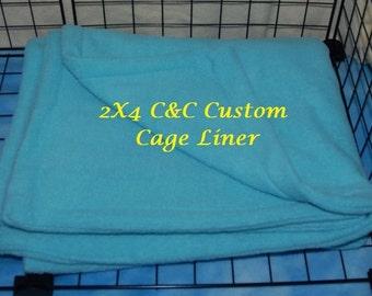 2X4 2 Layer Cage Liner - C & C