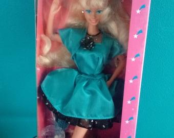 Mattel 1992 Mattel Dazzling Date Target Barbie Doll Limited Edition