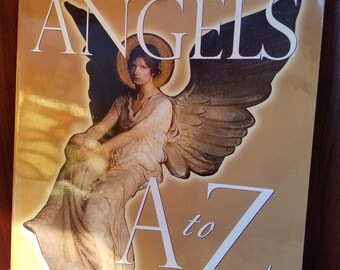 Angels A to Z Book by Oliver & Lewis