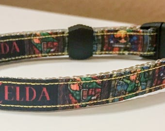 The Legend of Zelda inspired collar