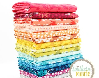 Rhoda Ruth - 15 Fat Quarter Bundle (EH.RR.15FQ) by Elizabeth Hartman for Robert Kaufman