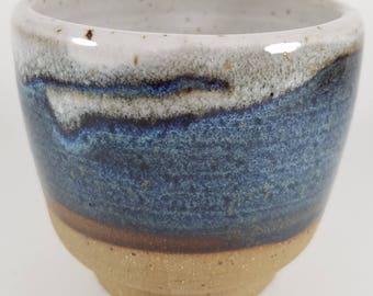 handmade stoneware teabowl