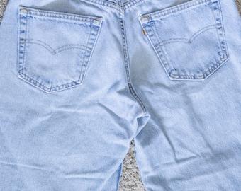 Vintage Mens Levi's Jeans