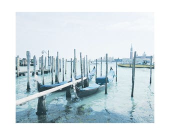 Venice Printable Artwork: Venice gondolas, gondolas, Venice Canals, Italian water, European city, Venice Italy, Venice watercolor,
