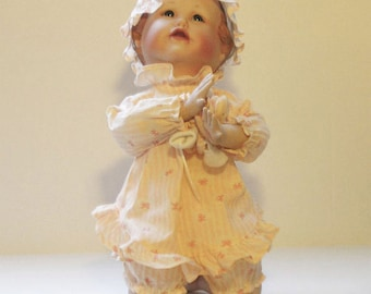 Porcelain Doll Emily Yolandas Picture-Perfect Babies Ashton Drake Collection Knowles China 76120