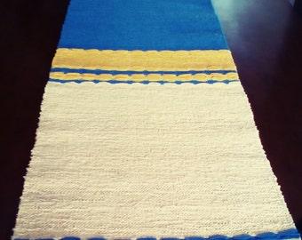 Table Runner Handwoven Cotton