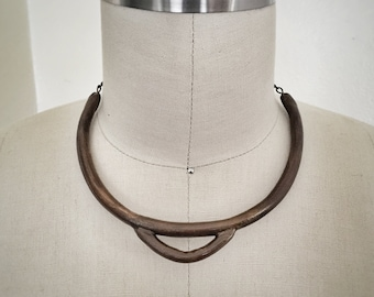 Daenerys Targaryen Khaleesi Astapor Slave Collar Necklace Handmade Game of Thrones Cosplay