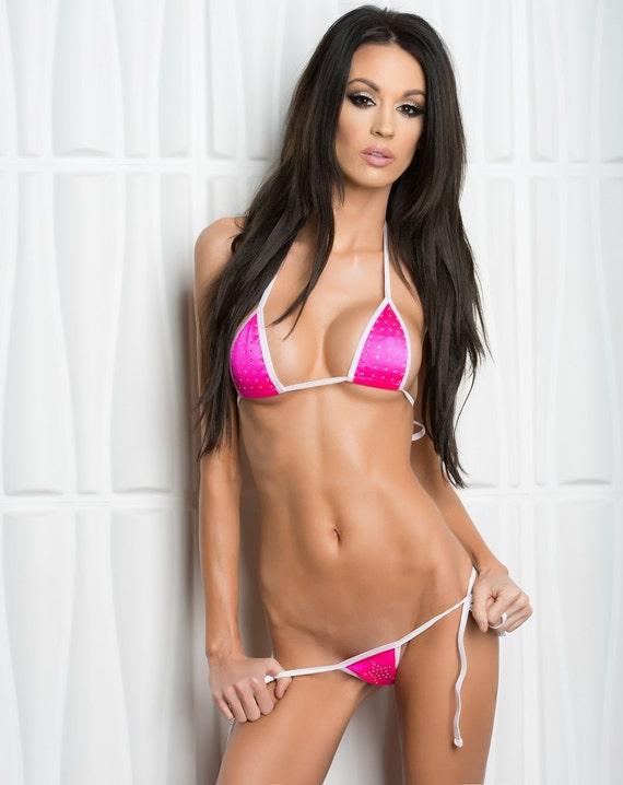 Minimicro bikini sex, Hot girl and cars
