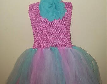 Toddlers Cotton Candy tutu dress