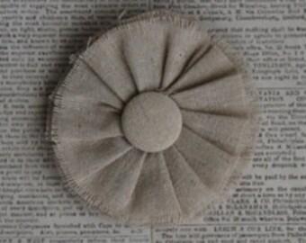 Maya Road Linen Medallion Mum