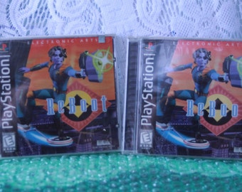 REBOOT - Playstation - Factory Sealed