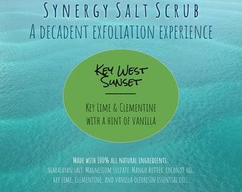 Synergy Salt Scrub