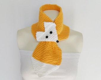 Knit / Cotton Mango Fox