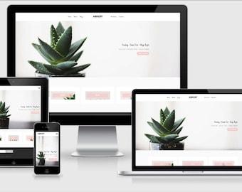 Ashley Style Kit   Responsive    LayersWP Wordpress Theme   Website Theme   Website Template   Blog Design