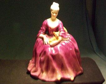 """Royal Doulton Lady """"Charlotte"""" HN 2421"""