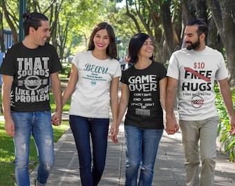 Free Hugs Men's T-Shirt