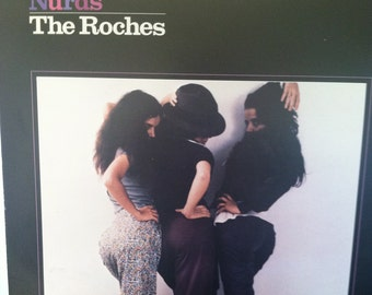 The Roches Nurds Vinyl Rock Record Album