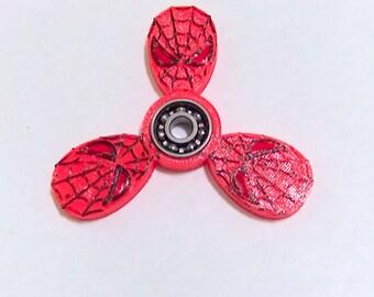spider spinner fidget