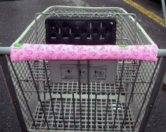 Sew Ez PDF Sewing Instructions Pattern To Make Shopping Cart Handle Covers/ Protectors