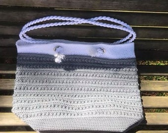 Malia Crochet Shoulder Bag