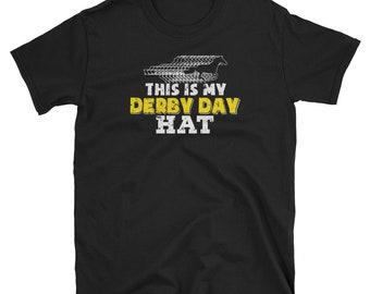My Derby Day Hat Womens Derby Shirt Derby Apparel
