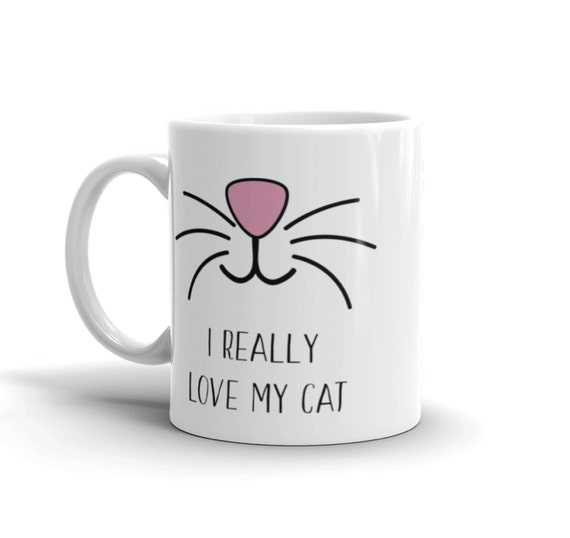 I really love my cat sublimation printing mug template from ...