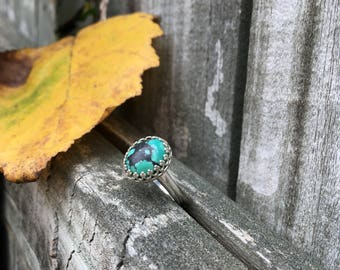 Turquoise Statement Ring