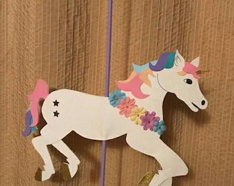 "Unicorn centerpiece sizes 32"" inches"