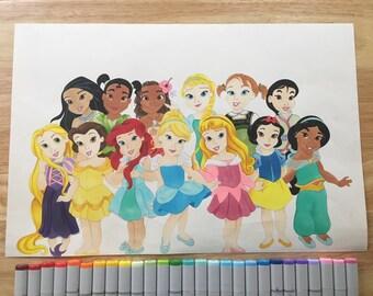 Disney Baby Princesses | Disney Gift