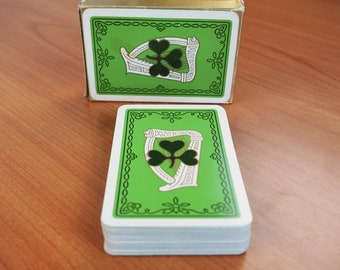 IRISH Playing Cards 52 Views of Ireland Souvenir