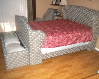 Double Winged Head/Footboard