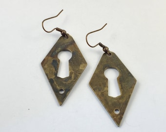 Earrings lock Turbot Oct/Ant