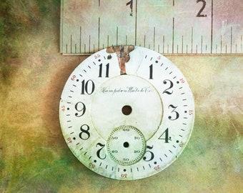 14. Vintage Hampden Watch Company  Face